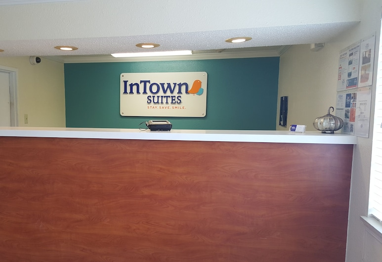 Intown Suites Extended Stay New Orleans - Harvey, Harvey, Lobby