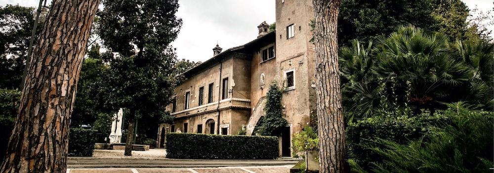 多穆斯帕西斯托爾羅薩公園酒店, Rome