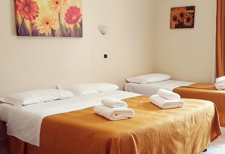 珠穆朗瑪峰飯店, 羅馬, 家庭標準客房, 客房