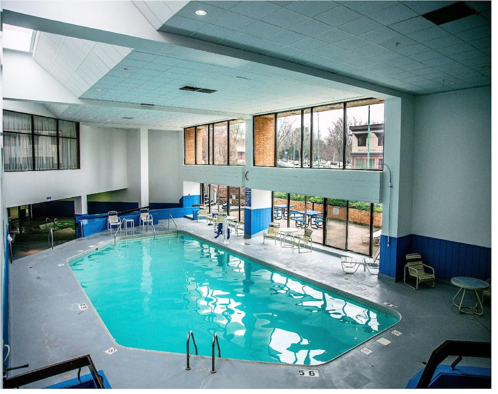 Hotel Mead Wisconsin Rapids Indoor Pool