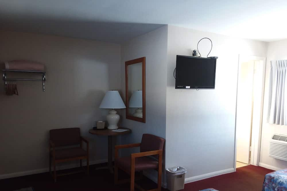 Phòng Tiêu chuẩn, 2 giường đôi, Không hút thuốc - Ăn uống tại phòng
