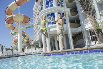 Picture of Crown Reef Beach Resort and Waterpark in Myrtle Beach