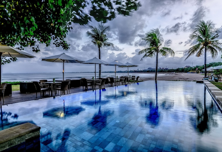 Bali Garden Beach Resort, Kuta, Outdoor Pool