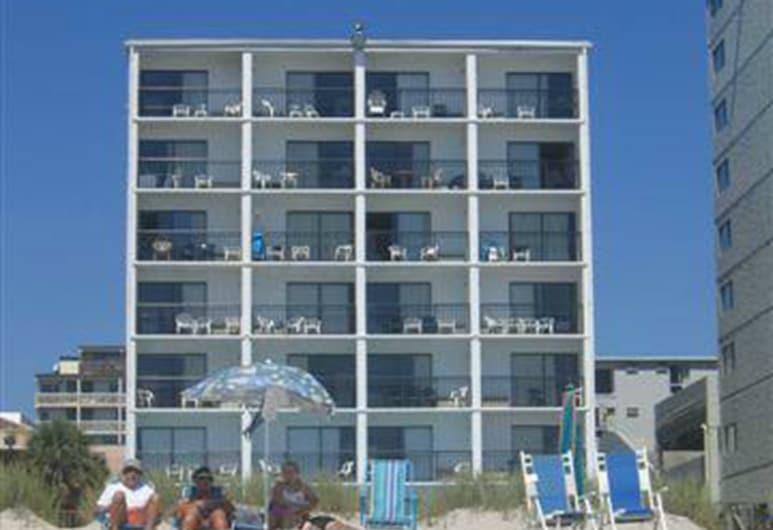 Ocean Plaza Motel, Myrtle Beach, Exterior