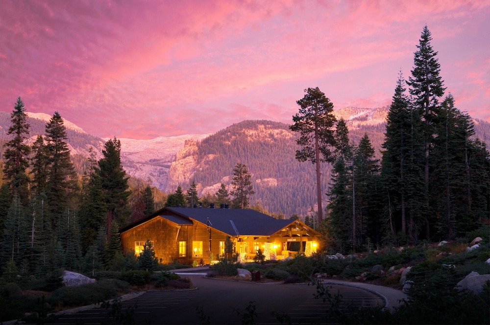 photo of in mountain cabins awesome park cabin monument sequoia national x