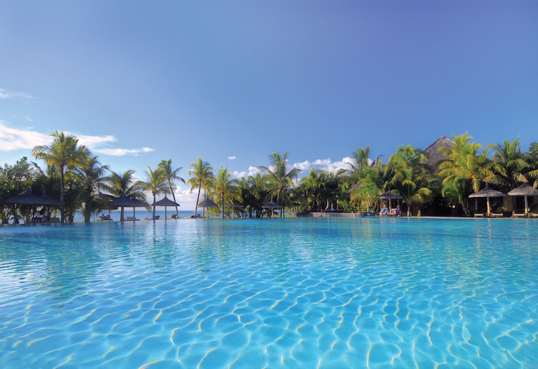 Dinarobin Beachcomber Golf Resort & Spa, Le Morne, Piscina