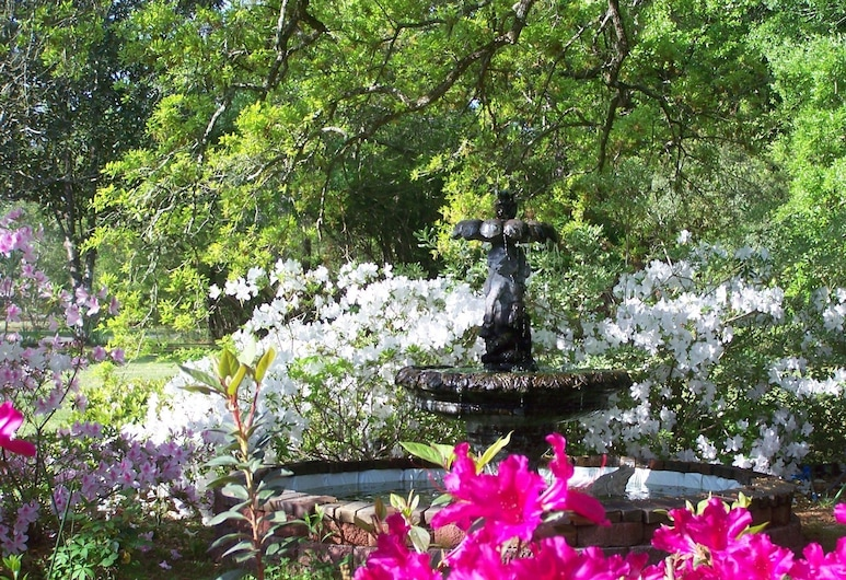 Woodridge Bed & Breakfast of Louisiana, Pearl River, Garten
