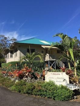 Foto van Aloha Junction Bed & Breakfast in Volcano