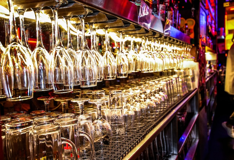 Brunswick Merchant City Hotel, Glasgow, Hotel Bar