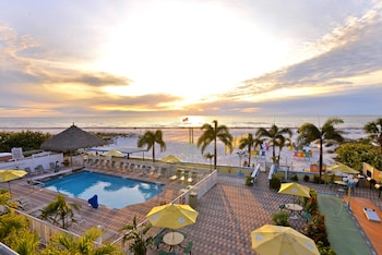 Foto di Plaza Beach Hotel Beachfront Resort a St. Pete Beach