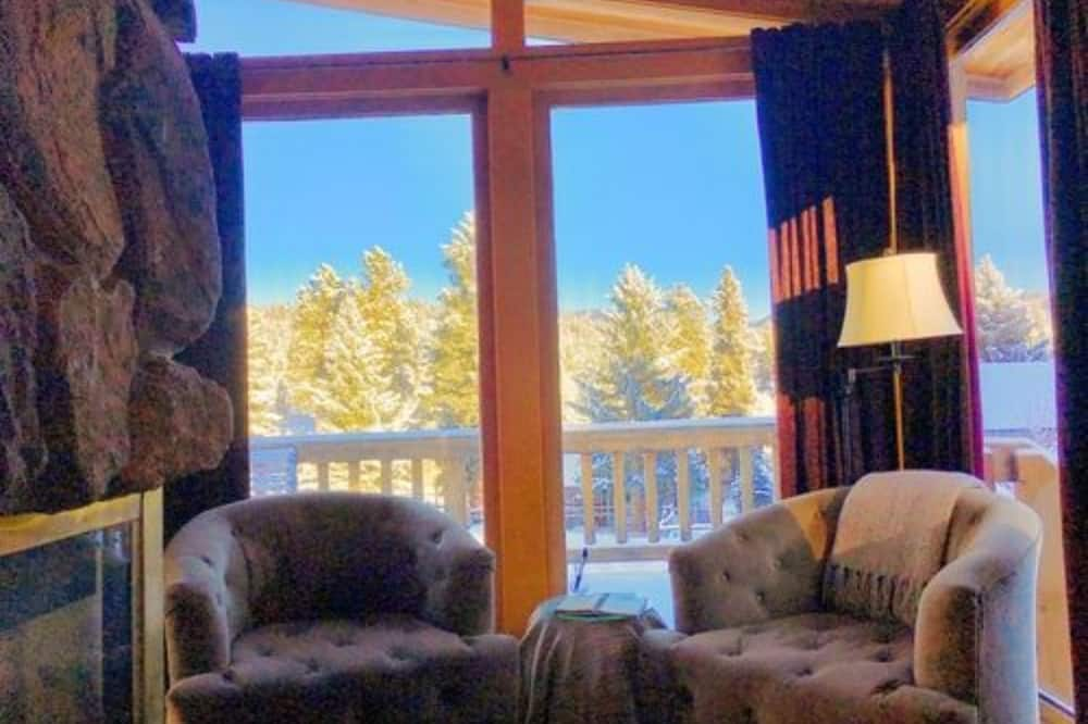 Room (Colorado Sun Suite, Room in the Meadow-Cabin) - 客廳