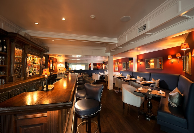 Kennebunkport Inn, Kennebunkport, Bar del hotel