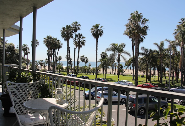 Bayside Hotel, Santa Monica, Vista a partir do Hotel