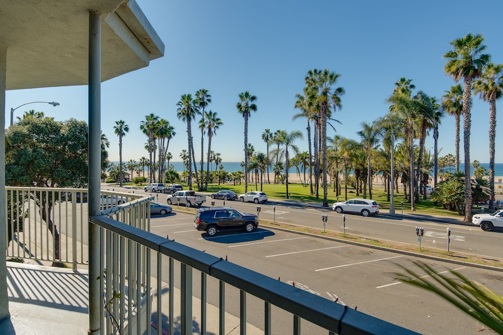 Bayside Hotel, Santa Monica
