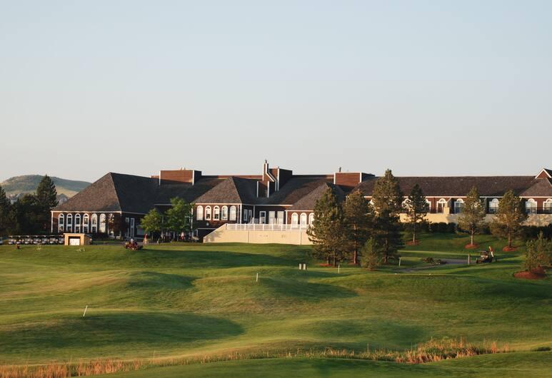 Lone Tree Golf Club And Hotel, Lone Tree, Výhled z hotelu