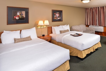 Enter your dates to get the Eugene hotel deal