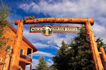 Fotografia do Cowboy Village Resort em Jackson