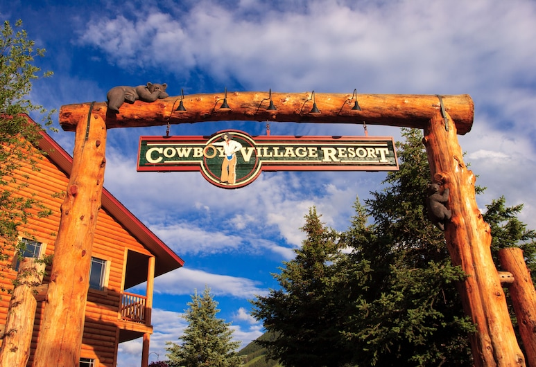 Cowboy Village Resort, Jackson