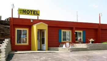 Foto van Earth Inn Motel in Jackson