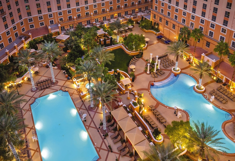 Club Wyndham Grand Desert, Las Vegas, Pool