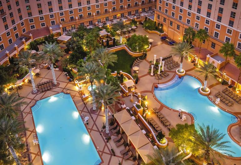 Wyndham Grand Desert, Las Vegas, Bassein