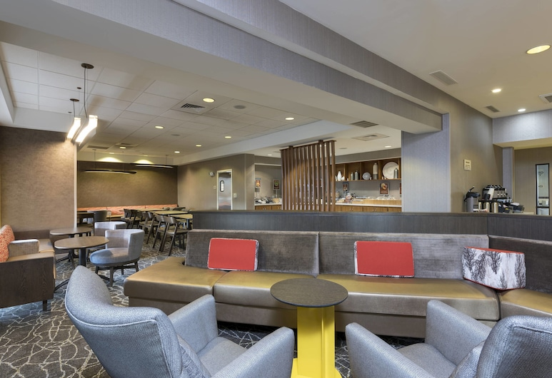 SpringHill Suites by Marriott Grand Rapids North, Гранд-Репідс, Фойє