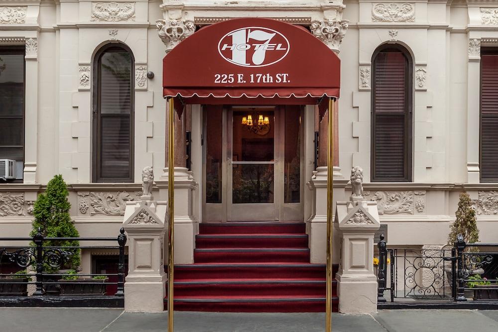 Hotel 17, New York