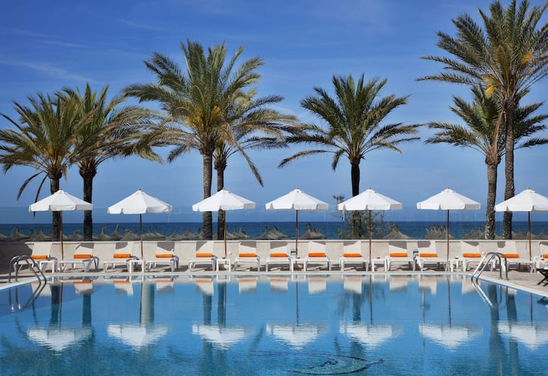 HM Gran Fiesta, Playa de Palma, Açık Yüzme Havuzu