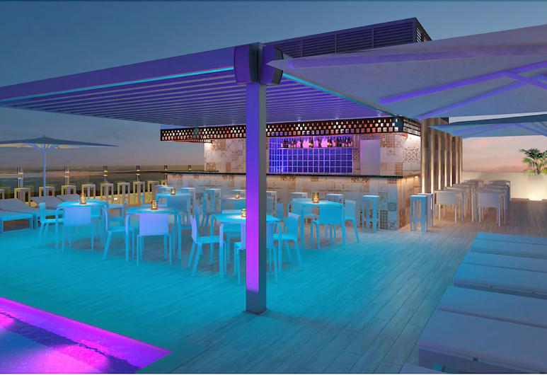 Indico Rock Hotel Mallorca - Adults Only, Playa de Palma, Hotel Bar