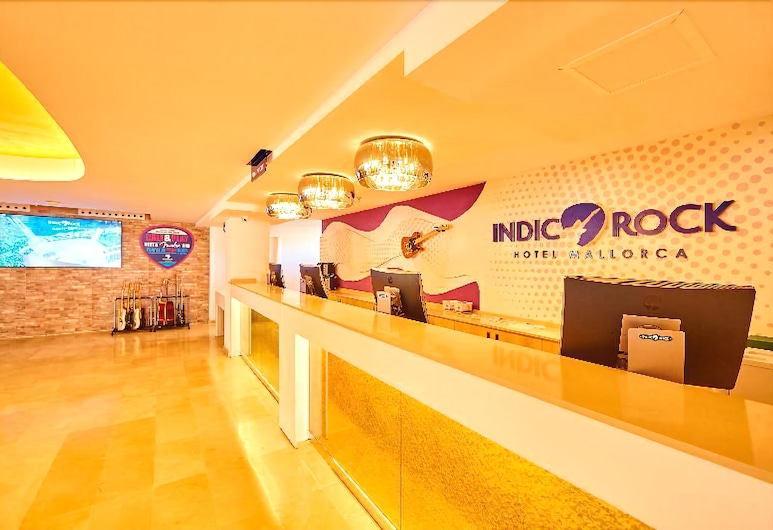 Indico Rock Hotel Mallorca - Adults Only, Playa de Palma, Vestibils