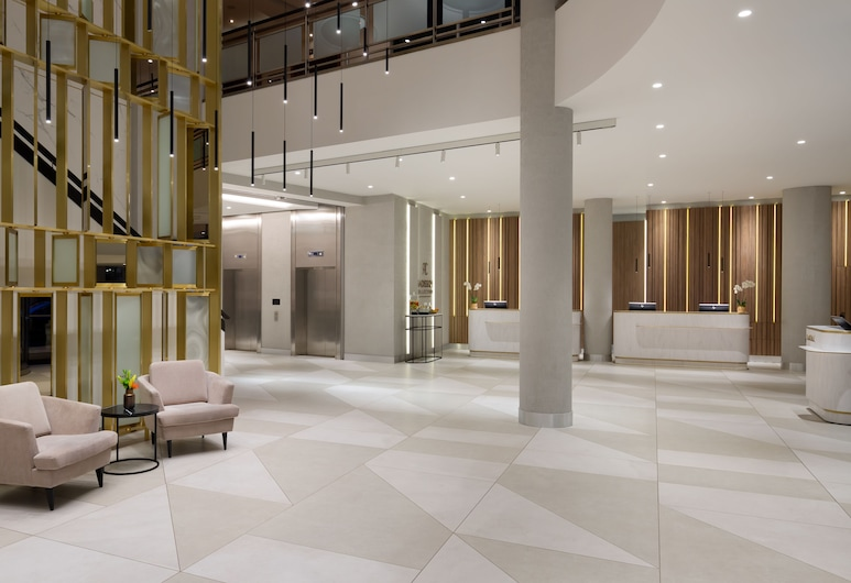Radisson Collection Hotel, Warsaw, Warsaw, Lobi