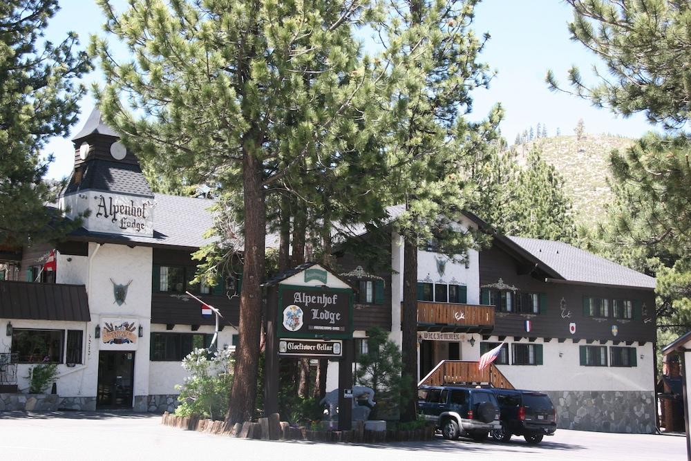 Alpenhof Lodge, Mammoth Lakes