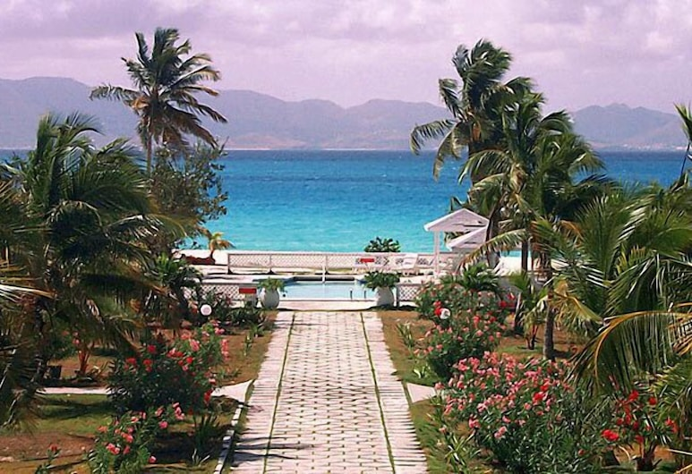 Anguilla Great House Beach Resort, Rendezvous Bay, Property Grounds