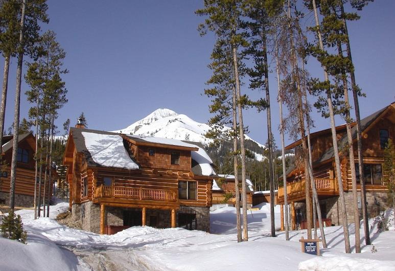 Powder Ridge Cabins at Big Sky Resort, ביג סקיי, אזור חיצוני