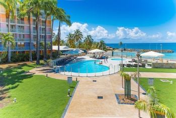 Gambar Karibea Beach Resort Gosier, Salako di Le Gosier