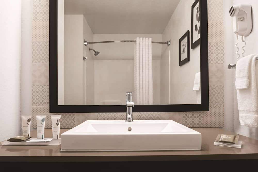 Soba, 2 queen size kreveta, za nepušače - Kupaonica