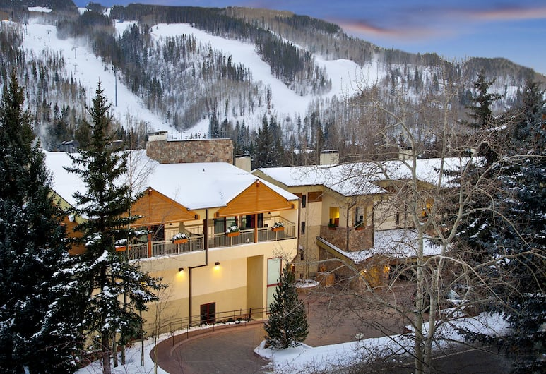 Lodge at Lionshead, Vail, Front of property