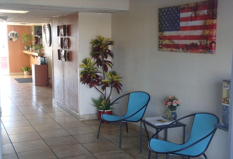 Travelers Inn, Lake Havasu City, Lobby