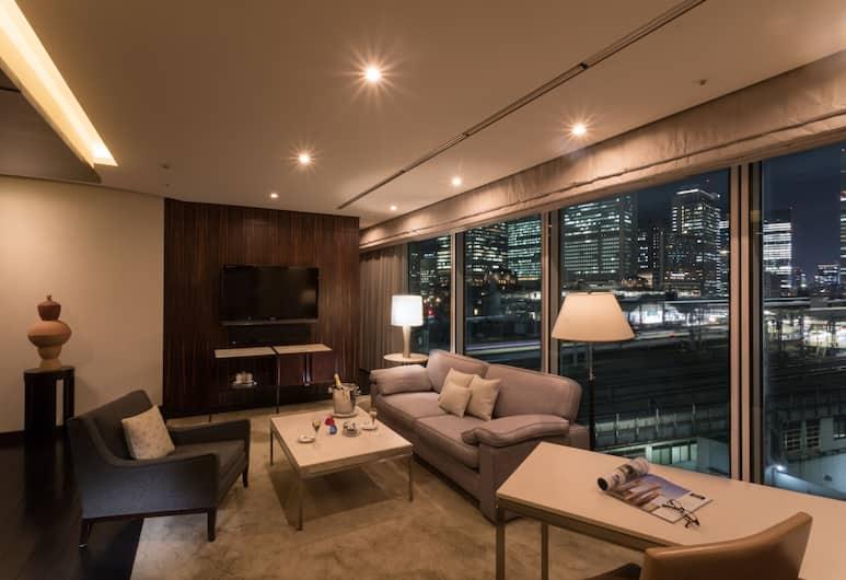 東京丸之內四季酒店, 東京, 套房, 1 間臥室, 客房