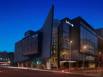 Fotografia hotela (Radisson Blu Hotel, Glasgow) v meste Glasgow