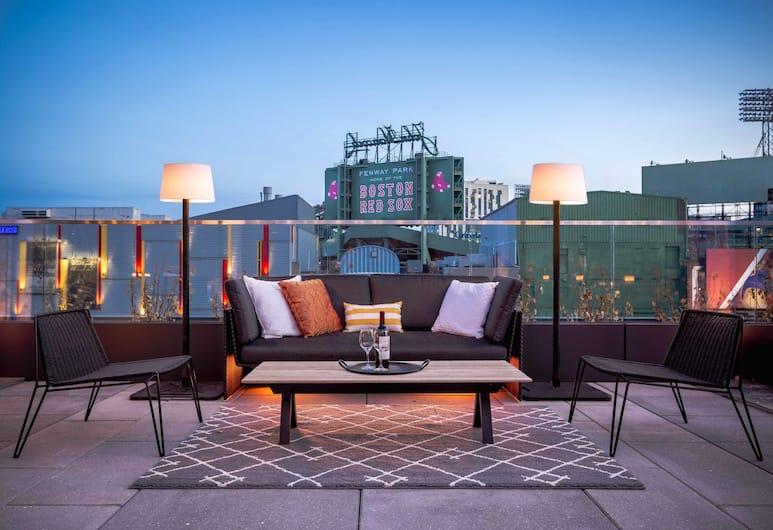 Hotel Commonwealth, Boston, Terrasse/Patio