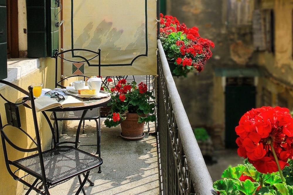Superior-Doppelzimmer, Terrasse - Balkon