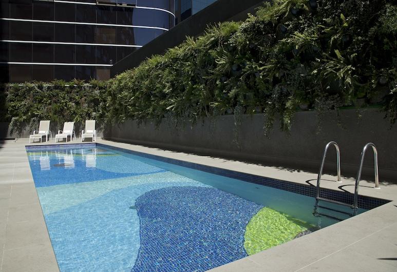 George V Alto De Pinheiros, Сан-Паулу, Открытый бассейн