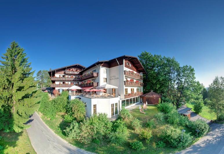 Hotel Bergruh, Füssen, Udendørsareal