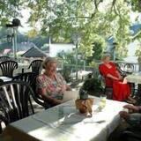 Ruokailutilat ulkona