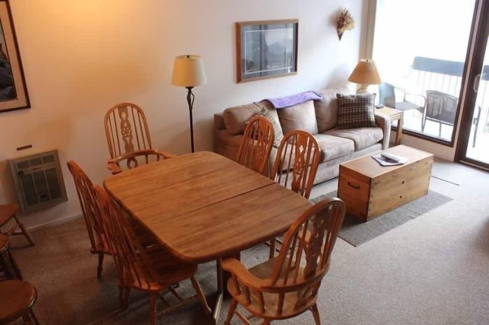 Condo 1 Bedroom with Loft - Servicio de comidas en la habitación