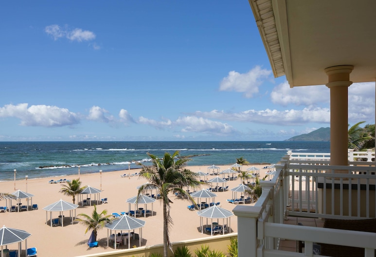 St. Kitts Marriott Resort & The Royal Beach Casino, Basseterre, Suite, 1 Bedroom, Balcony, Ocean View, Guest Room