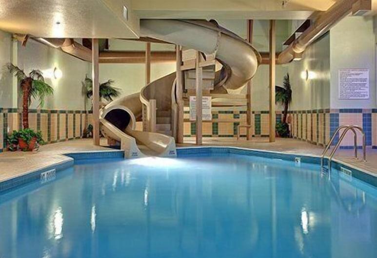 Comfort Inn & Suites, Salmon Arm, Escorrega aquático