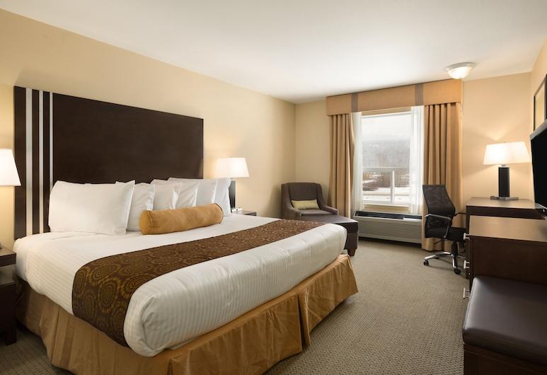 Ramada Limited Golden, Golden, Δωμάτιο, 1 King Κρεβάτι, Μη Καπνιστών, Δωμάτιο επισκεπτών