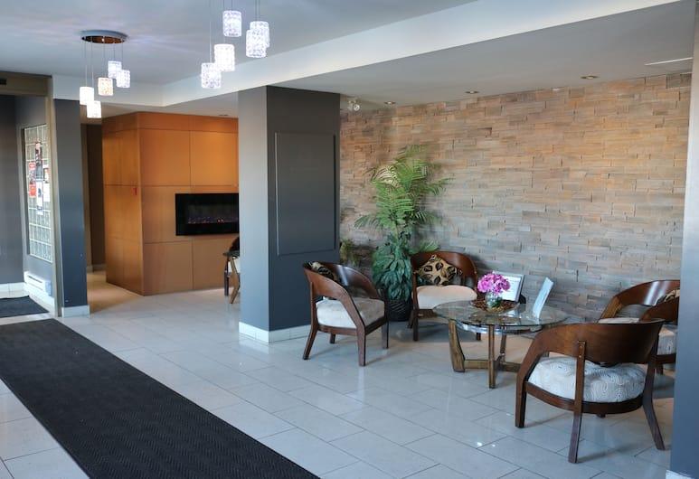 Days Inn by Wyndham Fredericton, Fredericton, Registratūra